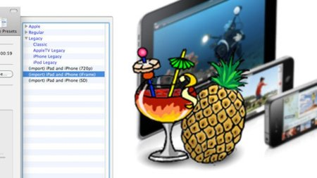 Ajustes para optimizar vídeos con Handbrake para el iPad y iPhone 4