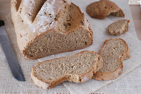 Pan de trigo y centeno fácil: receta de panadería apta para novatos
