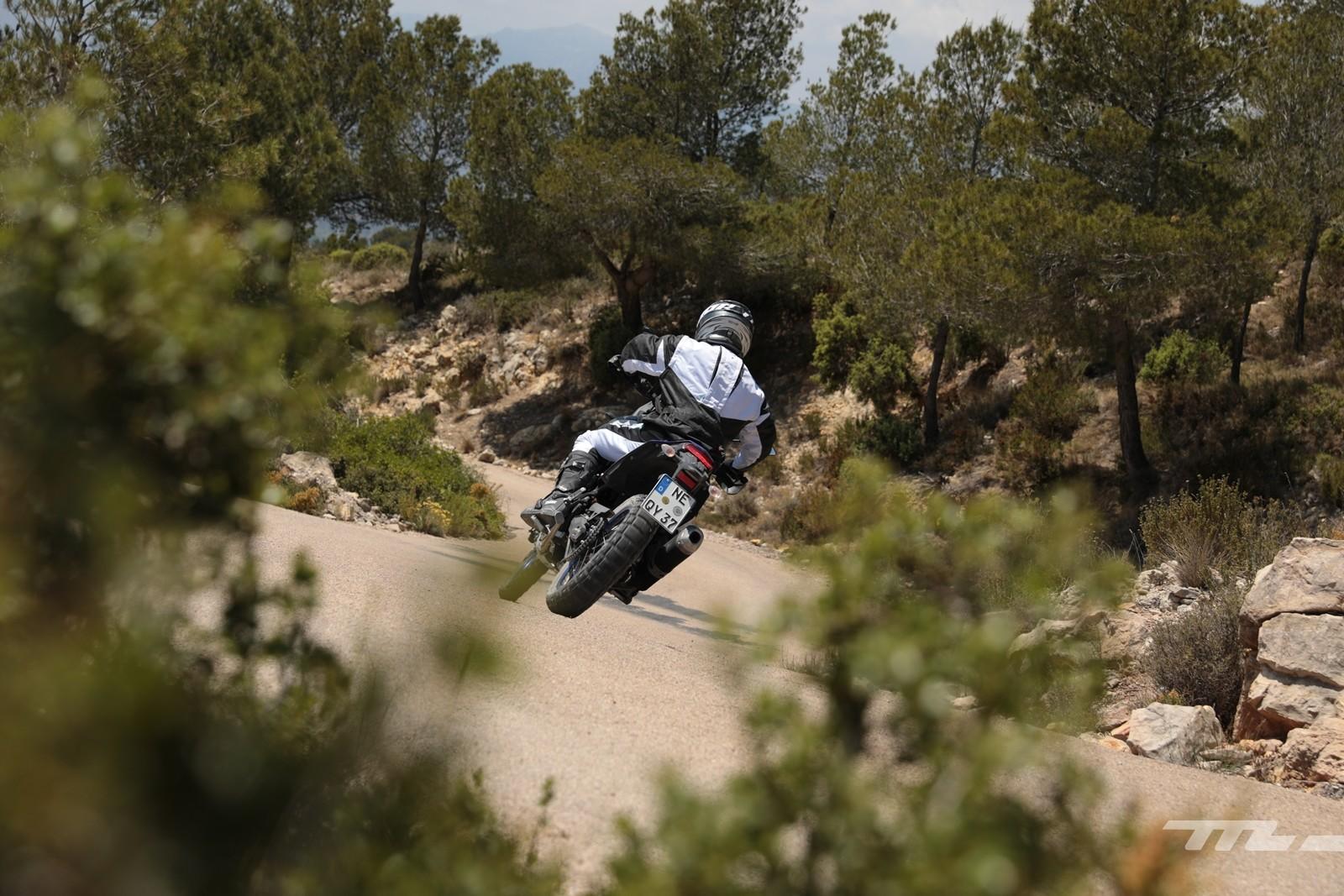 Foto de Yamaha XTZ700 Ténéré 2019, prueba (50/53)