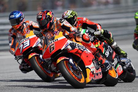 El Respol Honda toca fondo sin Marc Márquez: últimos en la general por equipos y penúltimos por marcas