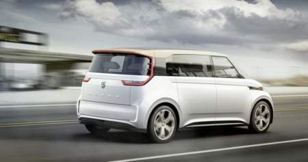 Volkswagen Budd E 3