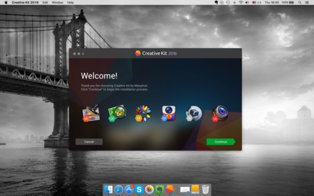 Creative Kit 2016 de MacPhun, un kit de apps para edición de fotos sin complicaciones