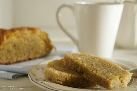 Cake tierno de mango: receta de pan rápido dulce primo del bizcocho