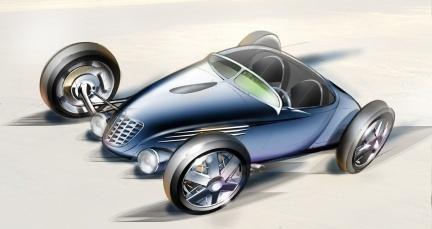 Chrylser SR 392 Roadster