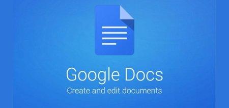 Google Docs para Android se actualiza con función lectura a pantalla completa