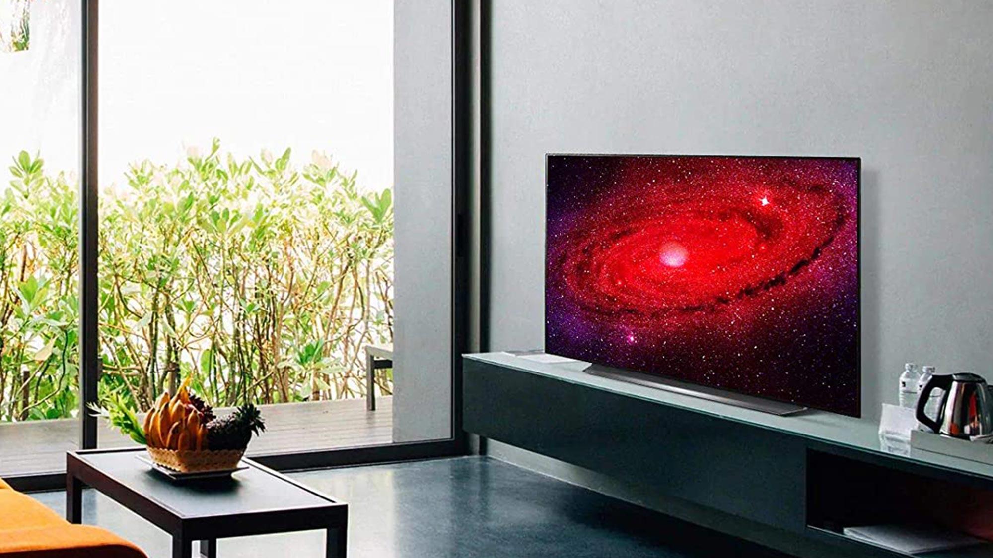 """LG OLED55CX6LA.AEU, 139,7 cm (55""""), 3840 x 2160 Pixeles, OLED, Smart TV, Wifi, Negro"""