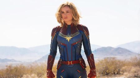 Captain Marvel Movie 2019 Carol Danvers Brie Larson