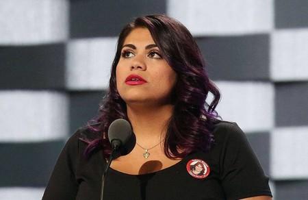 La mejor respuesta anti-Trump es el mensaje conciliador y lleno de esperanza de la activista Astrid Silva en español