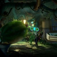 El hotel de Luigi's Mansion 3 se transforma en un bosque encantado en su nuevo gameplay de 30 minutos [GC 2019]