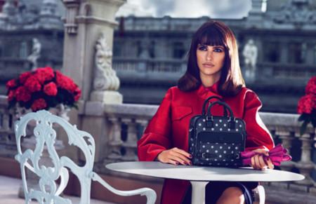 El bolso de Penélope y Mónica Cruz para Loewe. ¿Triunfará?