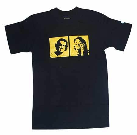 camiseta de niro psicosis