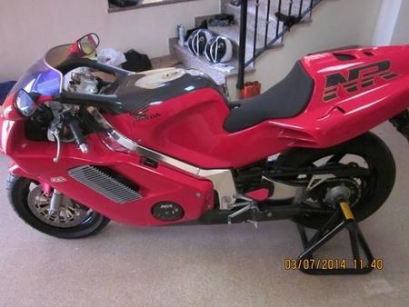 Honda NR750 RC40 a la venta