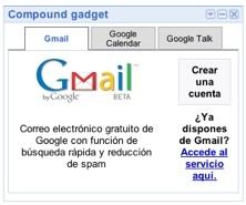 Algunos gadgets para ordenar nuestra información en iGoogle