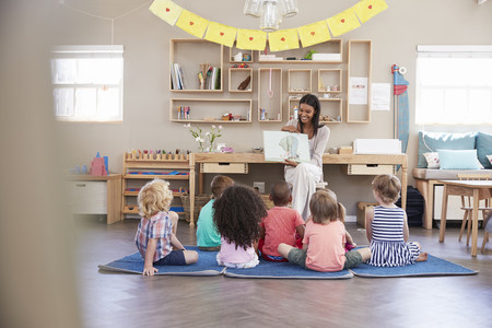 Vuelta al cole: así es un aula Montessori
