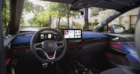 Volkswagen Id 4 Gtx Interior 1