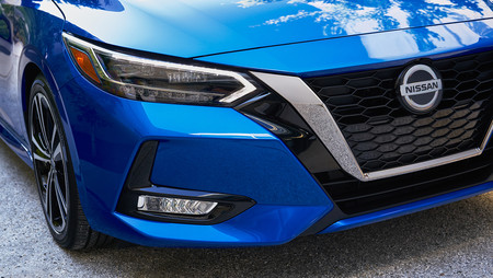 Nissan Sentra 2020 11
