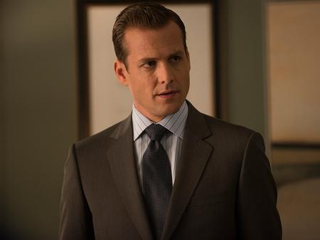 Harvey Specter Stripes suit