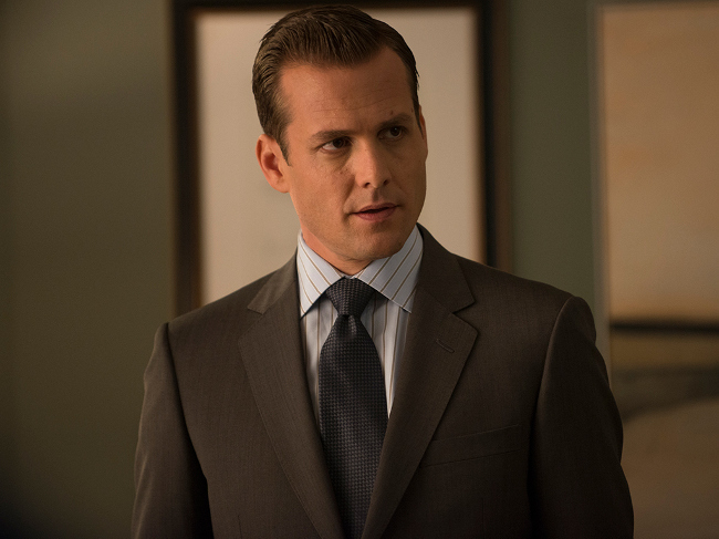 Harvey Specter Stripes suit
