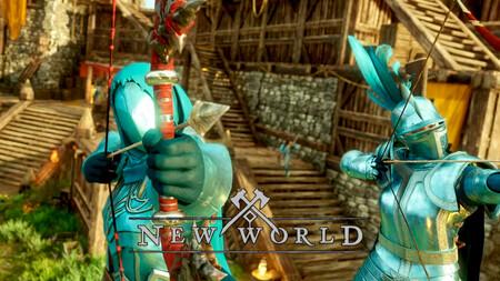 Guía de Cazador en New World: arco y hacha