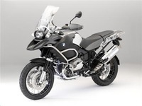 BMW R1200 GS, Adventure y RT con nuevos motores para 2010
