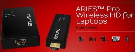 Nyrius ARIES Pro, transmisión inalámbrica de nuestras señales HDMI