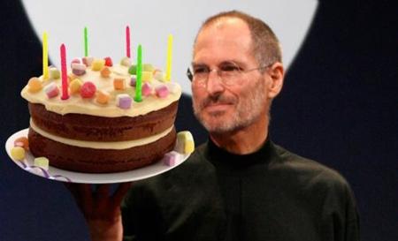 Steve Jobs cumple 55 años, ¡felicidades!