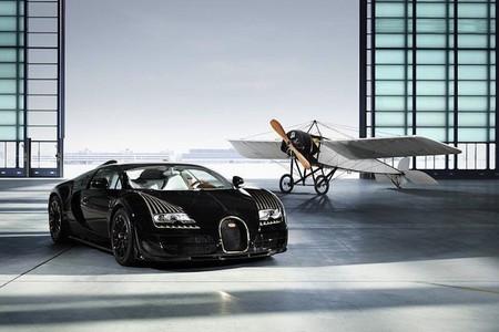 El nuevo modelo Les Légendes de Bugatti Veyron: Black Bess
