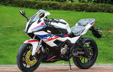 Moto S450rr Copia China Bmw S1000rr 3
