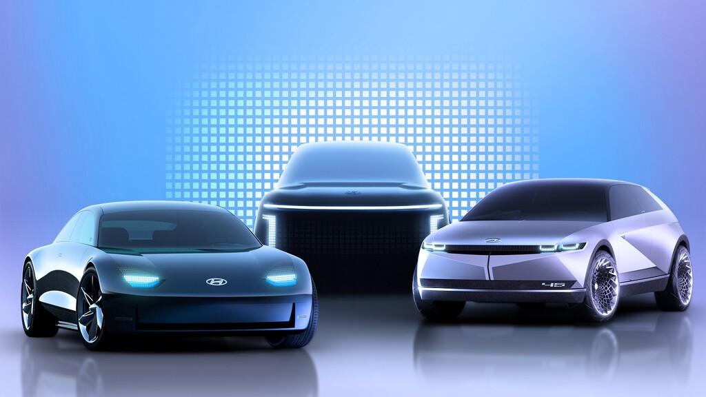 El Hyundai IONIQ 5 podrá alcanzar 800 km de autonomía si acaba usando baterías SK Innovation por primera vez en la marca