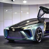 Así imagina Lexus los coches eléctricos en 2030: con asientos inteligentes, mucha autonomía y realidad aumentada
