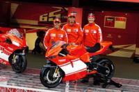 Ducati presenta la Desmosedici RR en Madrid