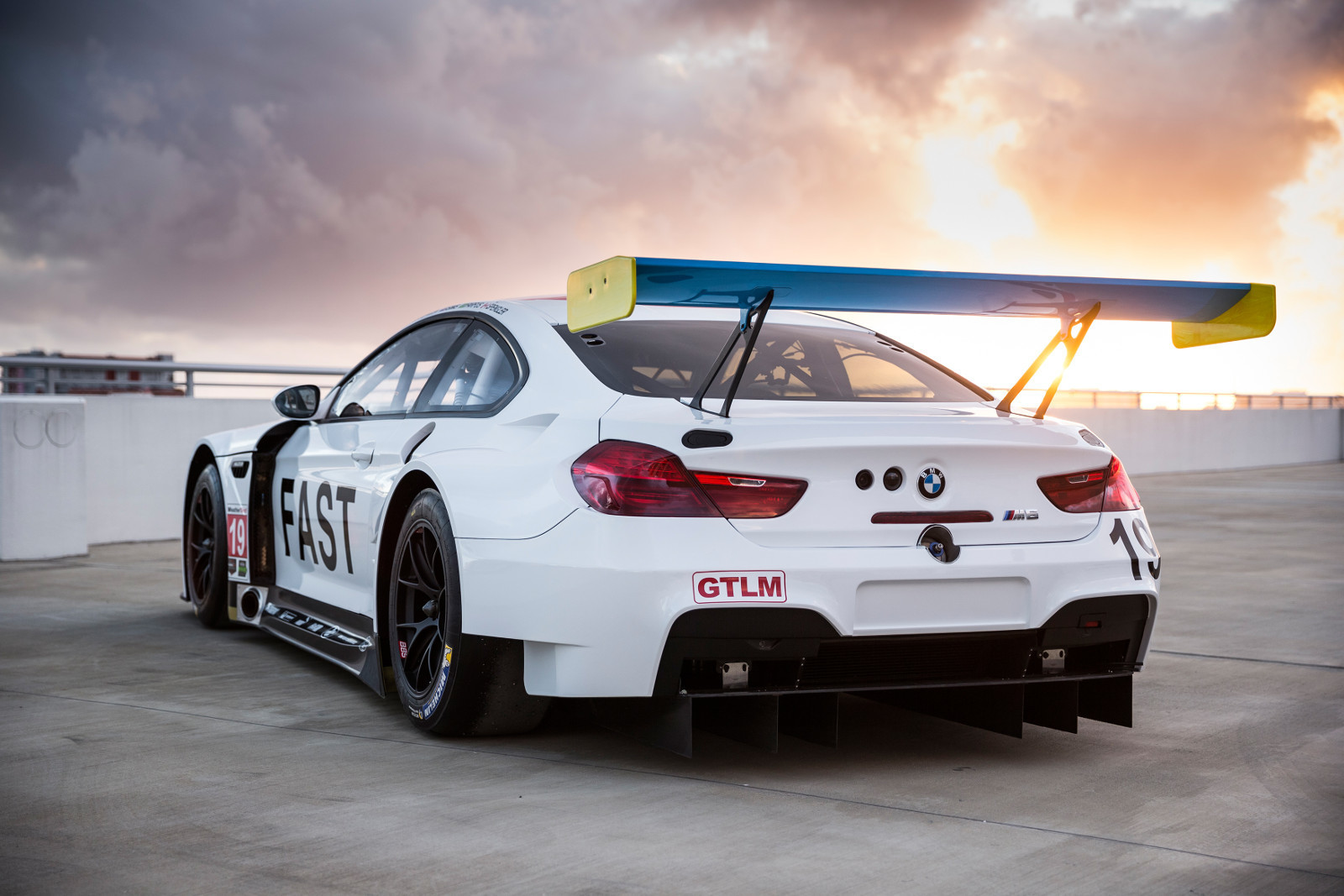 Foto de BMW M6 GTLM Art Car (5/6)