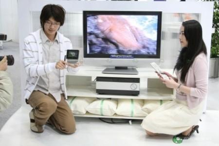 Lui, sistema de hogar digital desarrollado por Nec