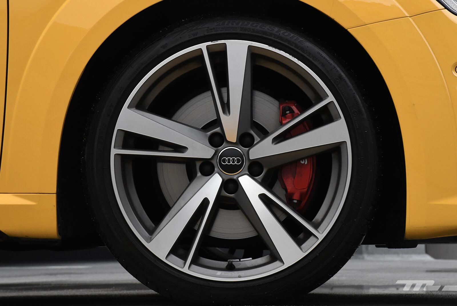 Foto de Audi TTS (prueba) (16/29)