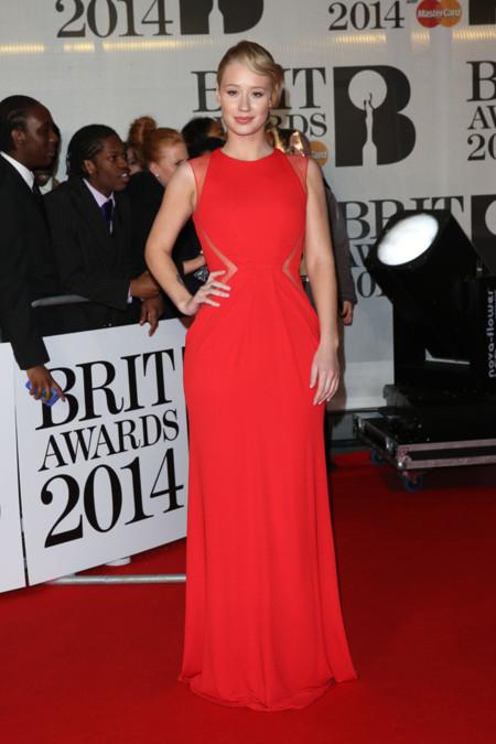 Iggy Azalea  Brit Awards 2014