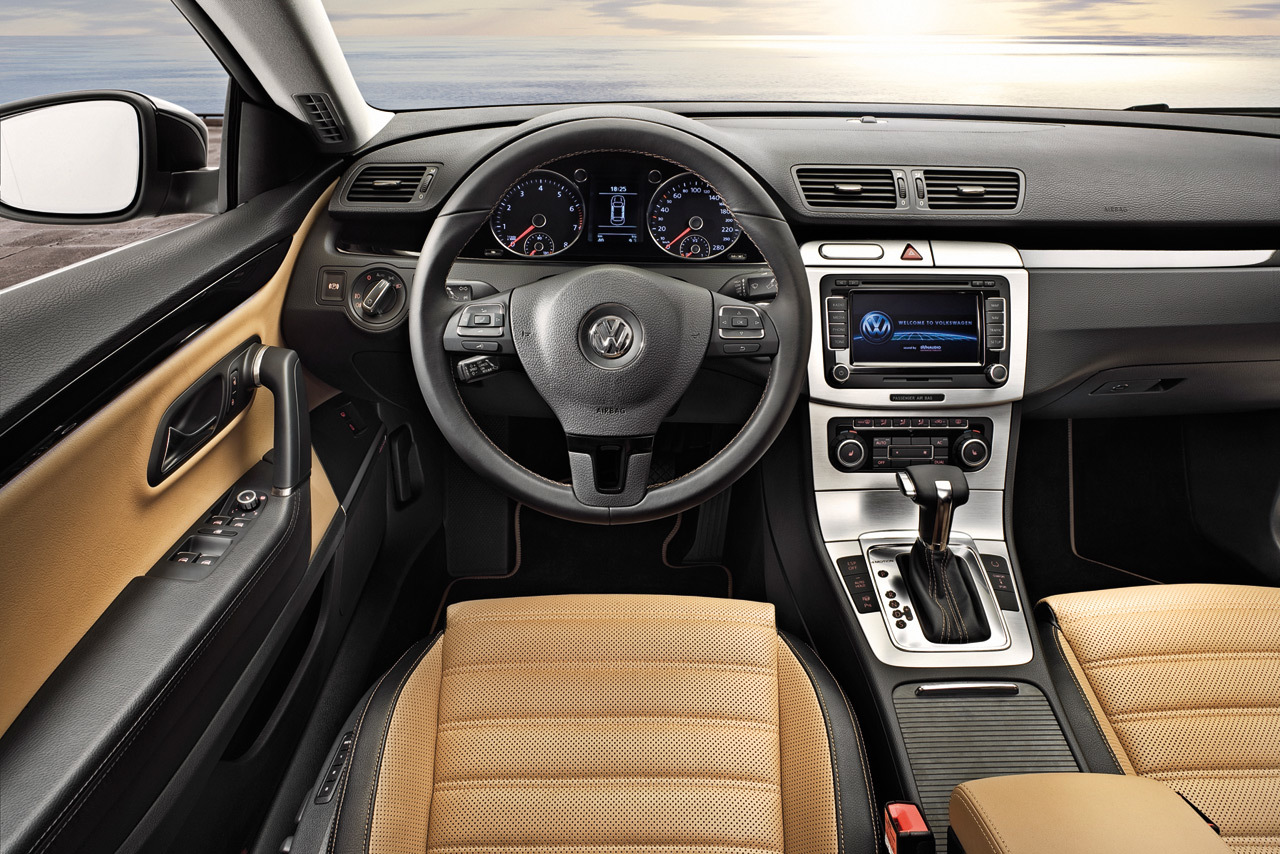 Foto de Volkswagen Passat CC Exclusive (7/9)