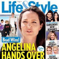 Angelina contra las cuerdas