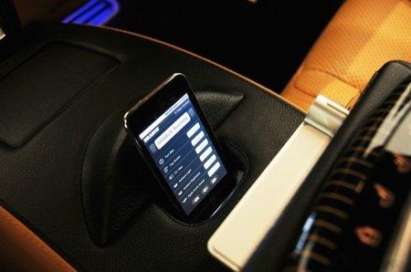 Brabus iBusiness, un Mercedes Clase S lleno de gadgets de Apple