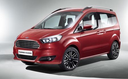 Ford Tourneo Courier, la marca del óvalo planta cara en Europa