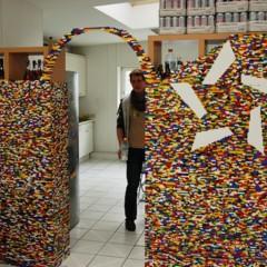 Foto 6 de 7 de la galería separando-espacios-con-un-muro-de-lego en Decoesfera