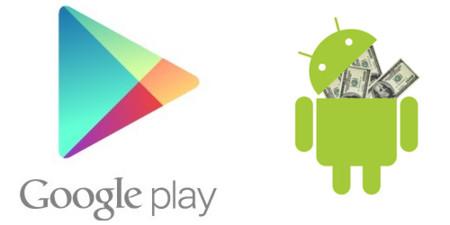 Google aumenta el precio máximo para las aplicaciones en tienda