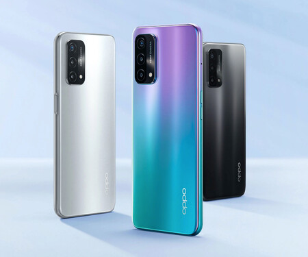 Oppo A93 5g Colores