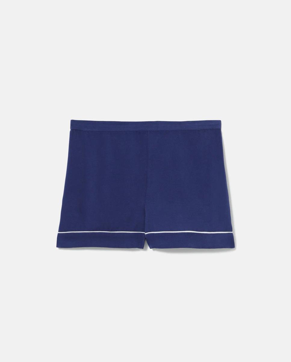 Pantalón corto de mujer estampado de Moon River