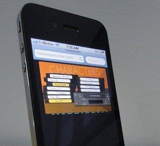 Flash también llega a iPhone 4 con Frash