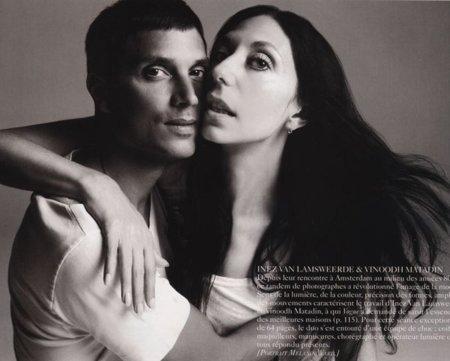 Inez & Vinoodh, una pareja de éxito [Los mejores fotógrafos de moda]