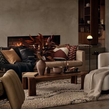 ¿A quién le importa que el verano haya terminado si podemos disfrutar de la calidez de la colección de otoño de H&M Home?