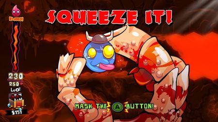 'Hell Yeah! Wrath of the Dead Rabbit'. Primeras imágenes in-game de lo nuevo de SEGA a cargo de Arkedo Studio