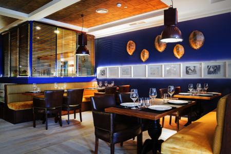 Restaurante Pelicano Madrid Mesas Dcha Entrada