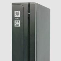 Box 2 Box ofrece sincronización a través de Internet