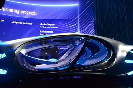 Mercedes Benz Vision Avtr Concept 5